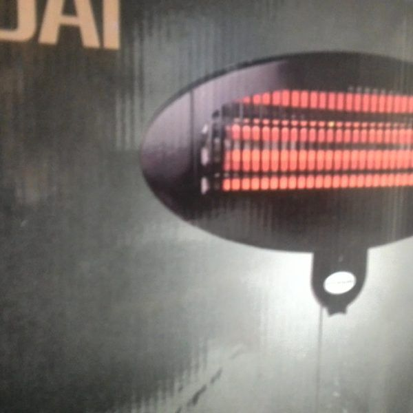 radiator 1500w IP34