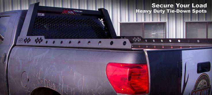 Aluminum Truck Bed Rails 3