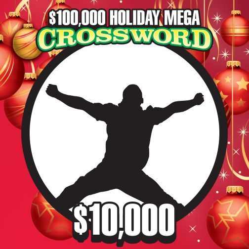 What a great way to head into the holidays. Ron Claude of #Rowan just claimed a nice $10,000 prize he won playing the $100,000 Holiday Mega Crossword scratch game. He purchased the winning ticket at #Dows Junction at 904 Cardinal Ave. Congrats and #WooHooForYou