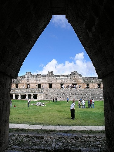 5 Ancient Climate and Archaeology: Uxmal, Chichén Itzá ...