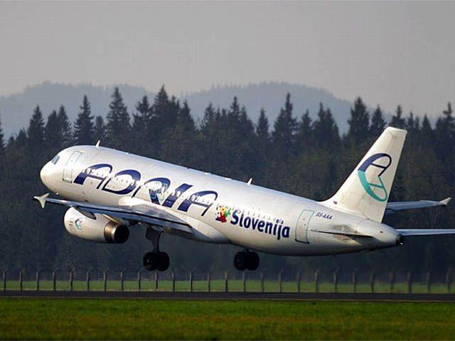 Adria Airways et Darwin Airlines lancent Adria Airways Switzerland