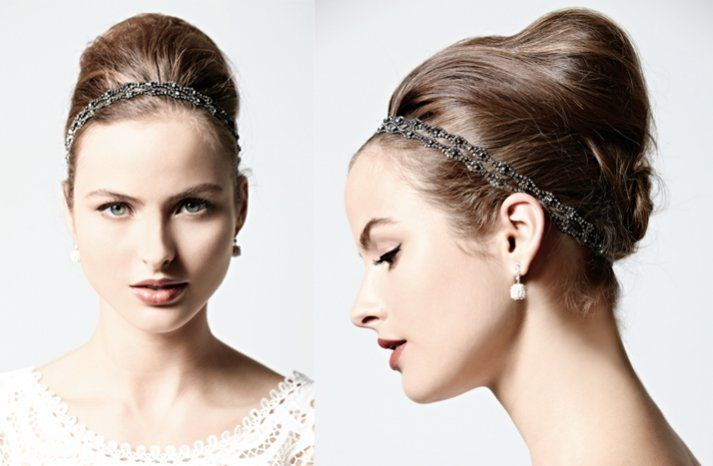 Pick The Best Ideas For Your Trendy Bridal Hairstyle: Best 25+ Retro Wedding Hairstyles Ideas On Pinterest