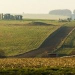 After a long study, archeologists have confirmed that the oldest continuous settlement in Britain is in Wiltshire in the town of Amesbury (including Stonehenge).