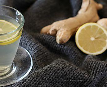 Tisana zenzero limone e peperoncino, depurativa attiva metabolismo