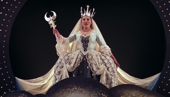 Okay, it just makes me happy to see the Queen of the Night, from Amadeus