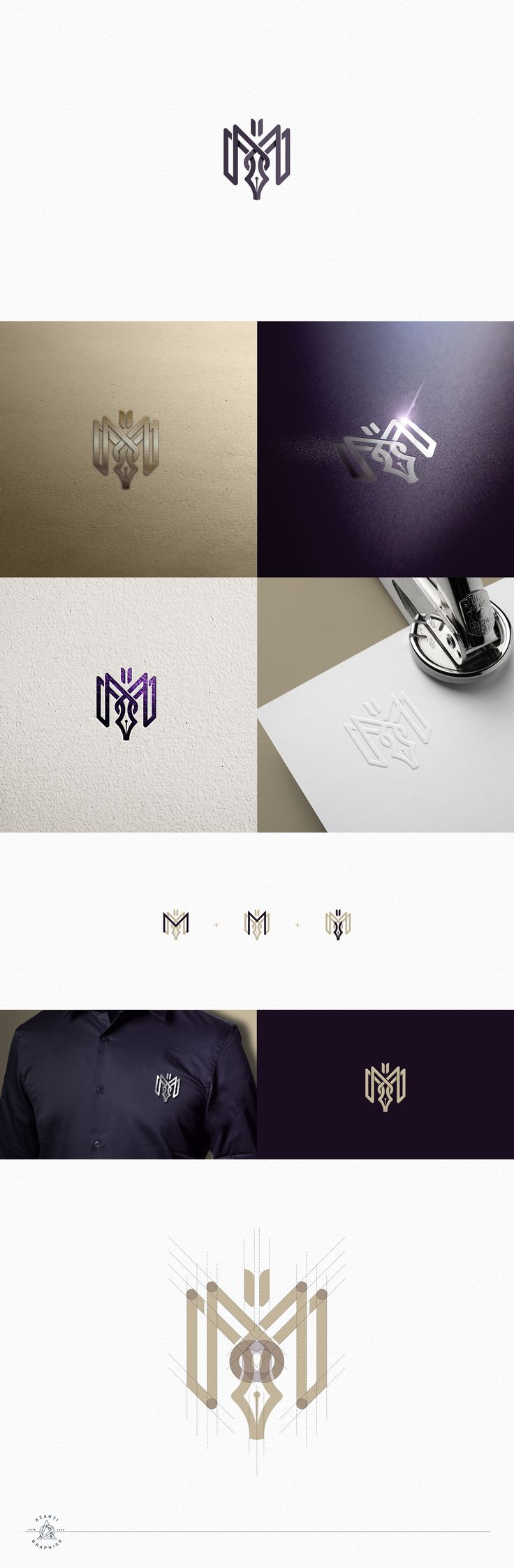 Logo presentation   m m pen