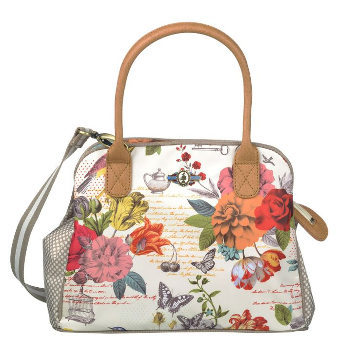Beautiful Pip Studio Talking Flowers Handbag Off White 58 95 At French Quarter