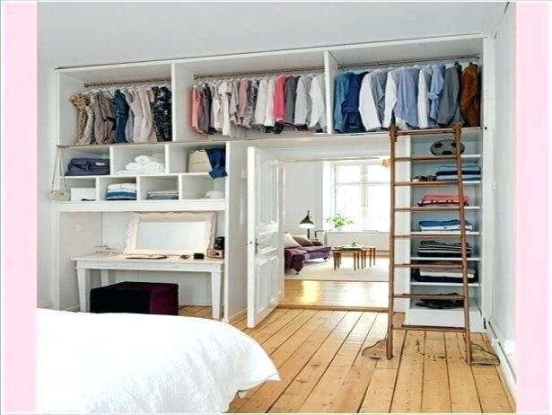 Diy Storage Ideas For Small Bedrooms Bedroom Clothing Storage Ideas Bedroom Clot Small Apartment Storage Small Bedroom Diy Apartment Closet Solutions
