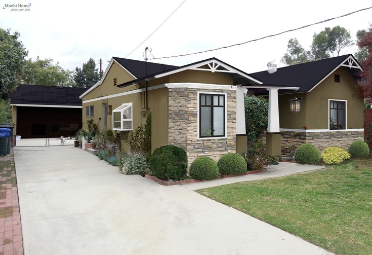 1000 images about dream homes on pinterest craftsman for California bungalow vs craftsman
