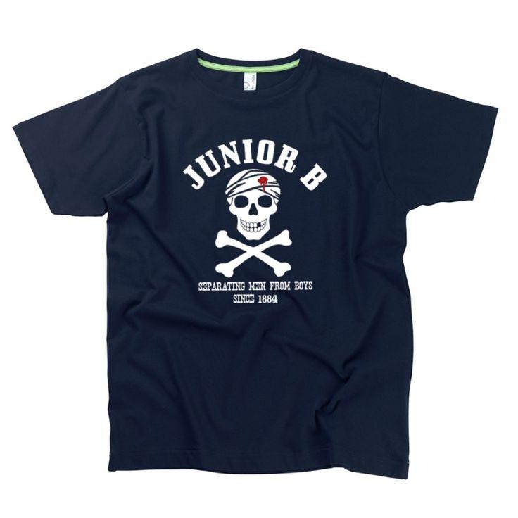 Junior B Gent's T-Shirt by Hairy Baby