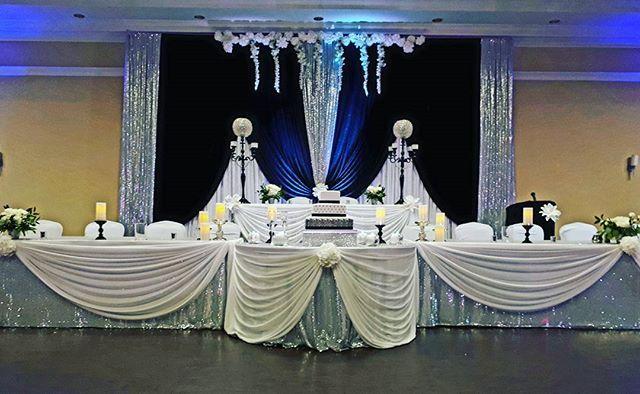 """🌟Detailed Custom Design for @_victoriaaf 🌟 #Wedding #Decor 💖⚡️ #love #lovewins #toronto #mississauga #canada #weddingvenue  #groom #engaged #fiance #weddinginspiration #inspiration #weddingphotography #weddingidea #weddingcake #florals #weddingflowers #orchid #orchids #bride  #bling #sparkle #weddinggoals  #torontowedding #luxewedding #silver"" by @jdv_eventdecor. #eventplanner #weddingdesign #невеста #brides #свадьба #junebugweddings #greenweddingshoes #destinationweddingphotographer…"
