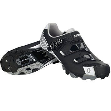 Scott 2017 Womens MTB Pro Lady Bike Shoes – 251836 (Gloss White/Gloss Black – 38)