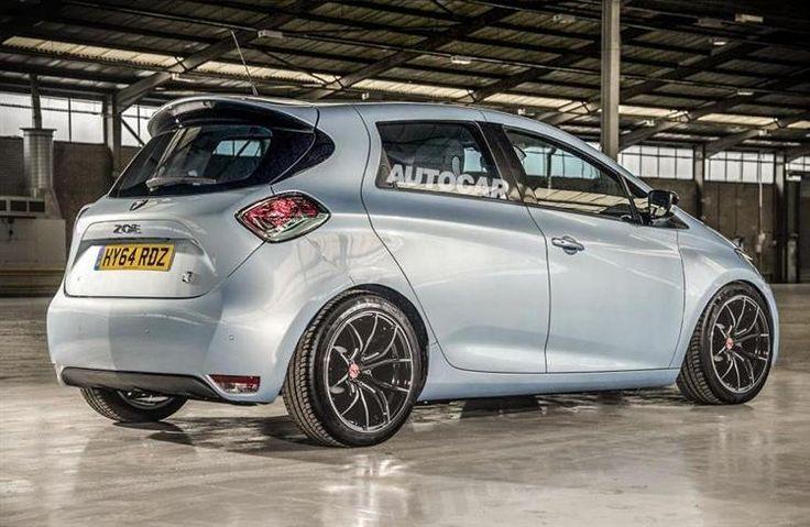 Renault ZOE RS : une version Renault Sport dès 2016 ?