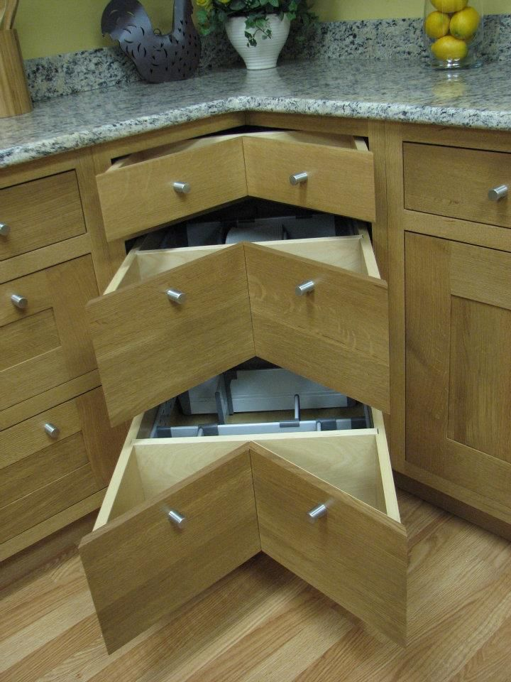 1000 images about Corner Cabinet Options on Pinterest