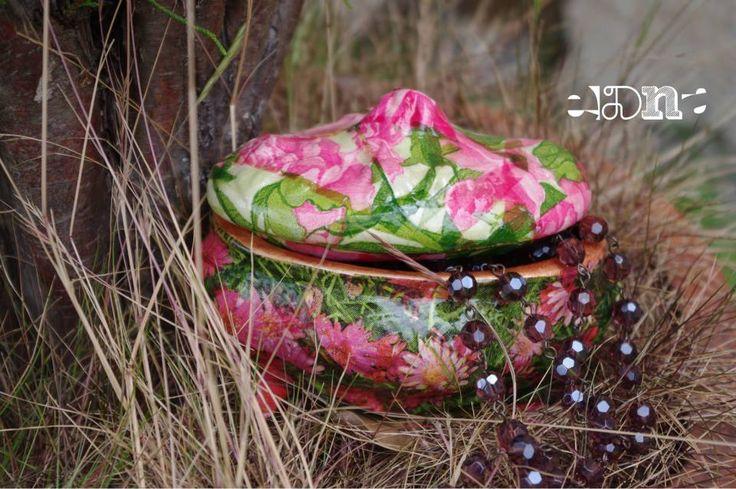 El cofre de la Doña, Piezas decorativas https://www.facebook.com/HolaEDNA