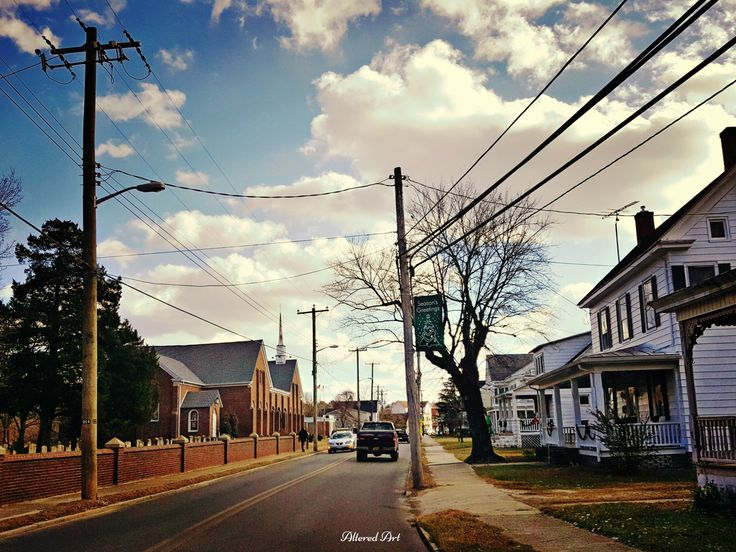 https://flic.kr/p/UcNrc2   the town of Federalsburg, Maryland   Maryland's eastern shore in Caroline County