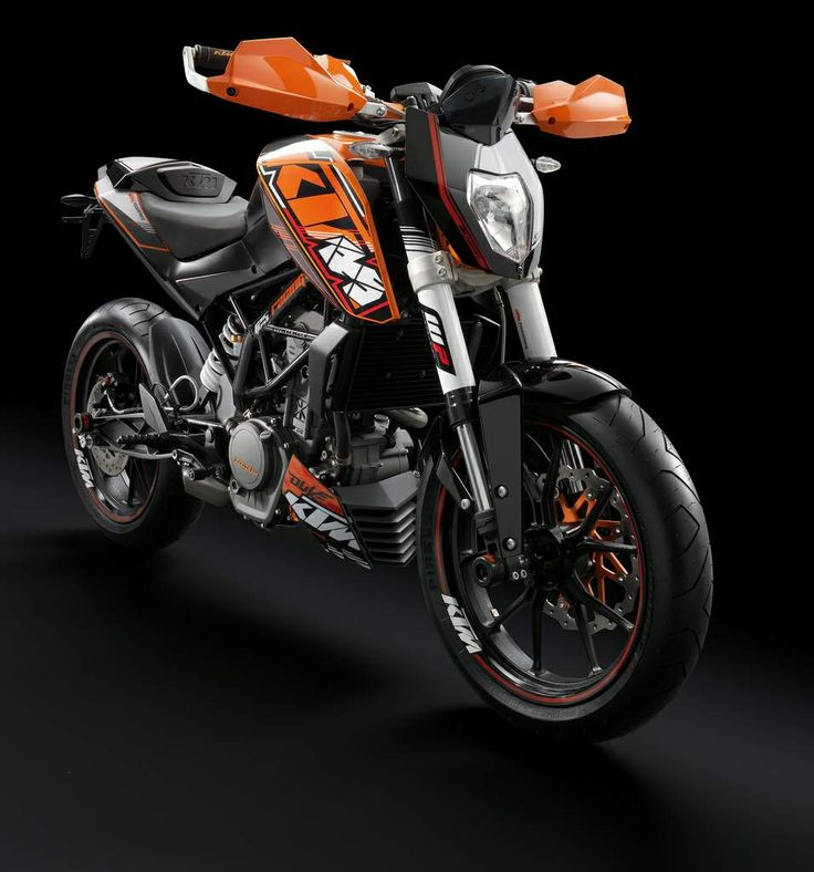 KTM Duke 125 - (www.motorcyclescotland) #Touring #Scotland #LoveMotorcycling)
