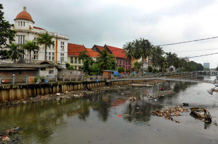 Puncak Kejayaan Kali Besar di Zaman Jakarta Masih Batavia