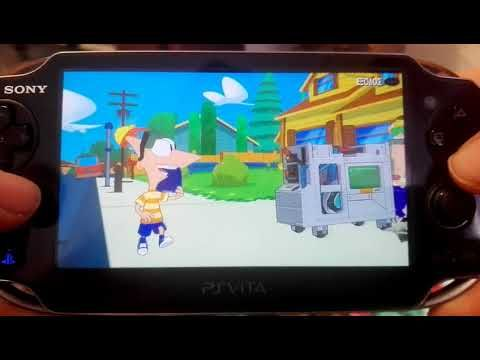 Kupo!1UP: Phineas & Ferb Day of Doofenshmirtz Ps Vita - Game...