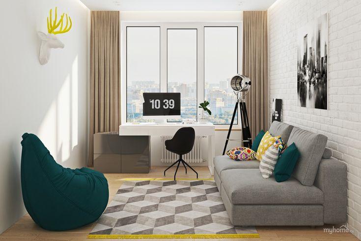 Дизайн-проект квартиры в современном стиле для активной семьи, площадью 72, 4 м2, в ЖК Измайлово, в Москве. Проживать будут муж, жена и взрослая дочь (18 лет).