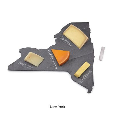 Look what I found at UncommonGoods: state slate cheese boards... for $19.98 #uncommongoods