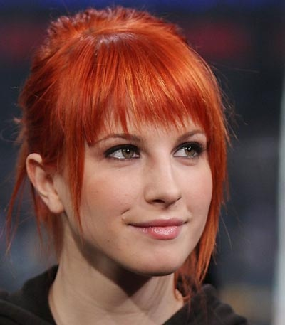 williams hair style williams of paramore i always loved hair 7922