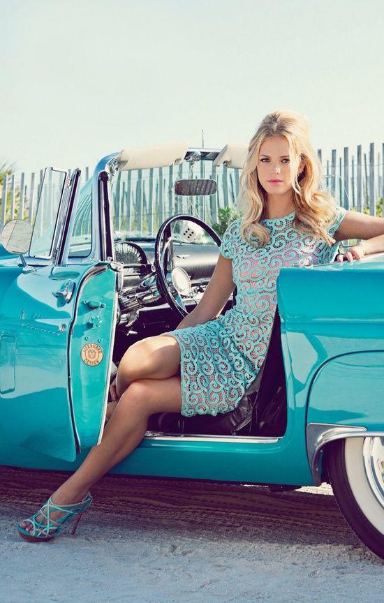 Erin Heatherton in Fashion Magazine Liverpool Mexico Spring/Summer 2013