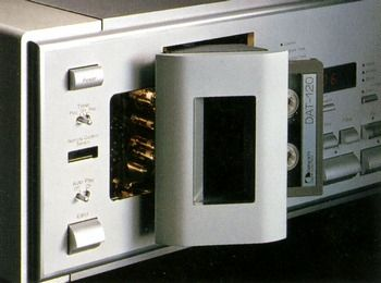 Nakamichi 1000 DAT Deck - 1989