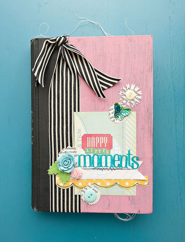 Pretty Little Moments journal from Maggie Holmes