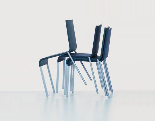 Maarten Van Severen .03, stackable chair for HELP