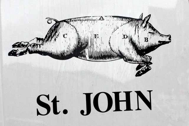 Sandwichist – Bacon Sandwich at St. John Bread and Wine | Londonist