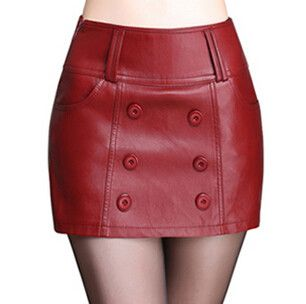 New Arrival PU Leather Shorts Women Plus Size 4XL Short Feminino Fashion Shorts Skirts Sexy Black/White Club Wear Short Pant