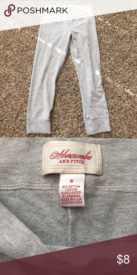 Abercrombie and Fitch leggings Abercrombie and Fitch leggings. Good condition Abercrombie & Fitch Pants Leggings