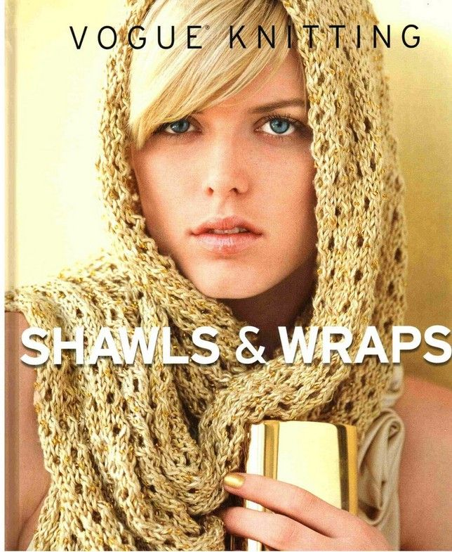 Vogue Knitting Shawls&Wraps+Designer Knits+Вяжем шали wwwVK Shawls