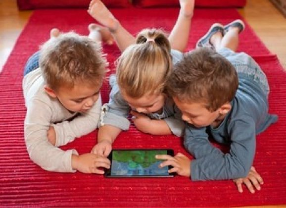 PARENTING TIPS TO KEEP YOUR CHILDREN SAFE ONLINE  If you have children in primary school who are more tech-savvy then you, you're in good company!  My children are 9 and almost 6, and just like you I can tell stories about my children grabbing my phone and swiping like there's no tomorrow!