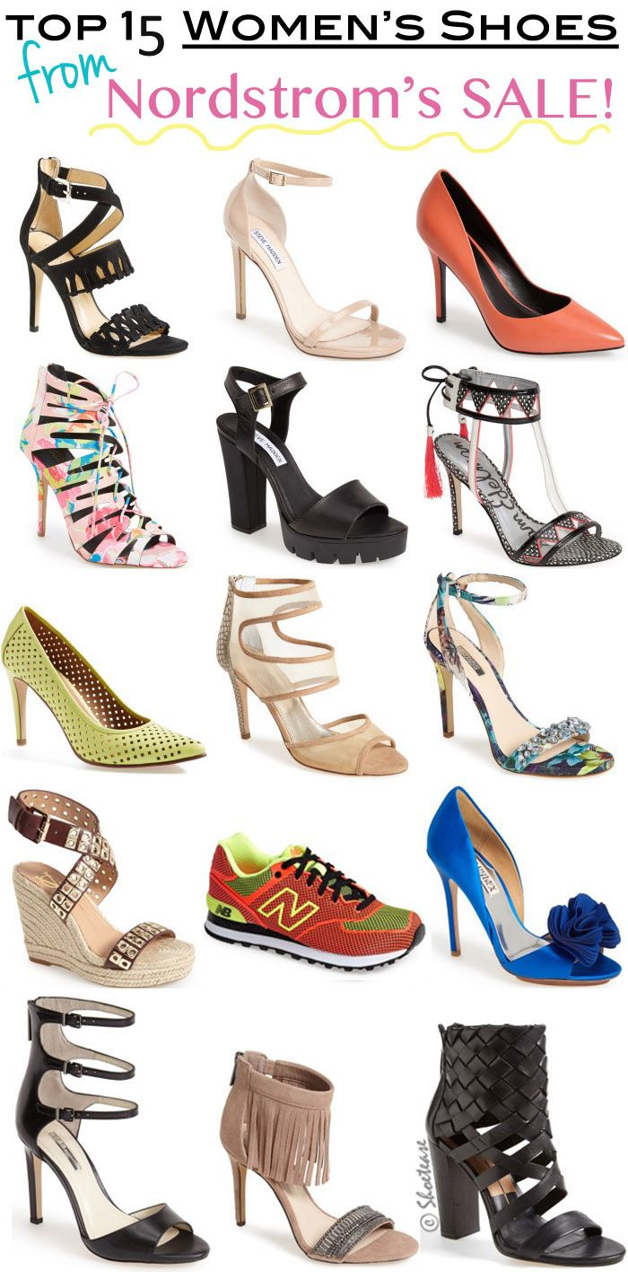 Best shoes from the Nordstrom shoe sale on right now - May 2015