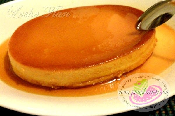 Filipino Leche Flan is also known as caramel custard, it is a popular Pinoy Dessert made-up of eggs and milk with a soft caramel syrup on top. This is the bake version of Leche Flan so creamy, sweet and delicious.