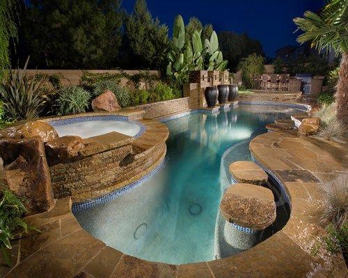 luxury pools | luxury pool
