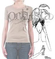 t-shirt ortista
