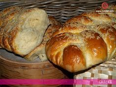 Pieczenie chleba i inne przepisy: Chałka doskonała
