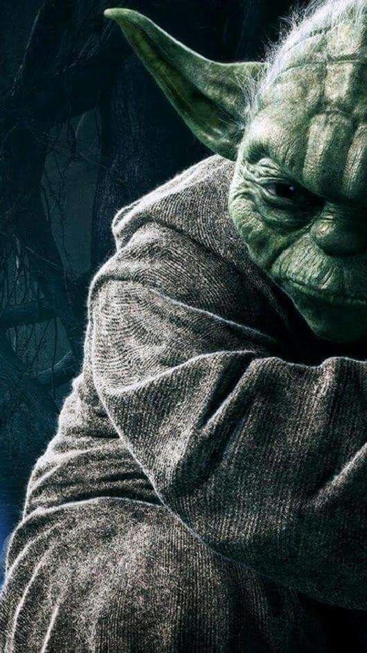 Yoda #starwars