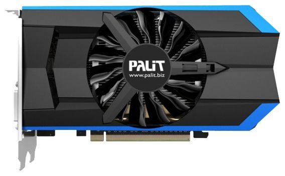 Куплено Palit GF-GTX660 OC, 2Gb DDR5, 192bit, PCI-E, DVI, HDMI, DP, Retail