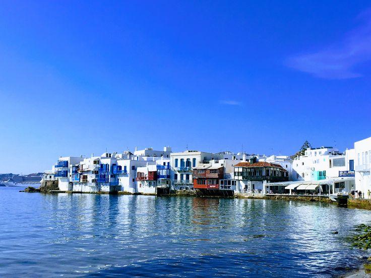 Greece, Mykonos, Little Venice