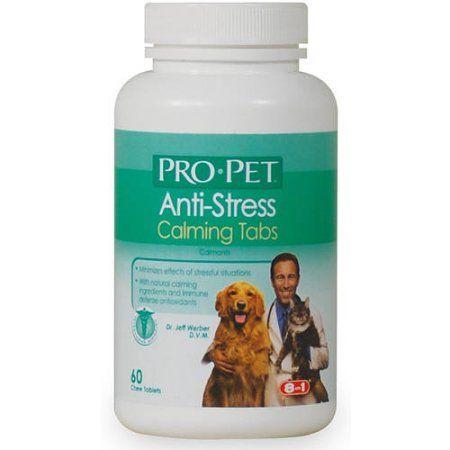 ProSense Anti-Stress Calming Tablets, 60 Tablets, Multicolor