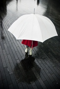 . . . rainy days, they're always special. Love watching little folks under big…