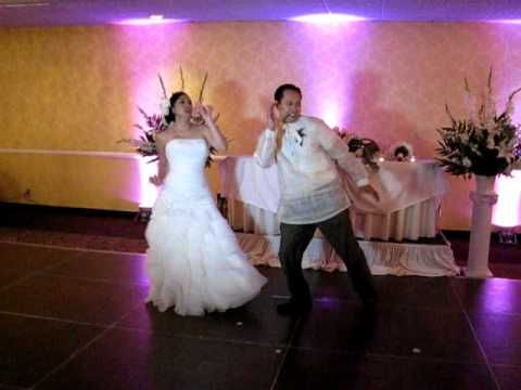 Lady Gaga Michael Jackson Etc Funniest First Wedding Dance The Best Ever