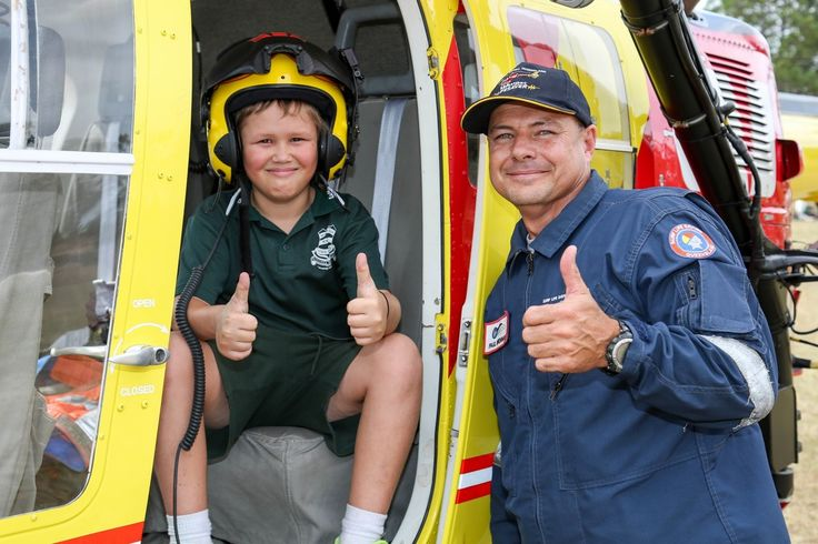 We loved landing at Woodridge Public School on the Gold Coast!