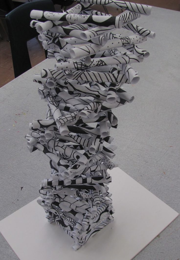 Images about tube sculptures on pinterest