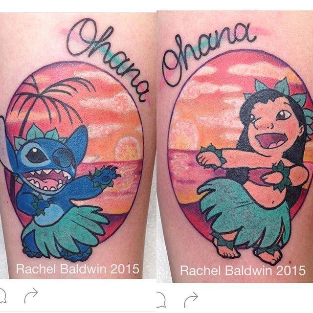 Great Tattoos by Rachel Baldwin