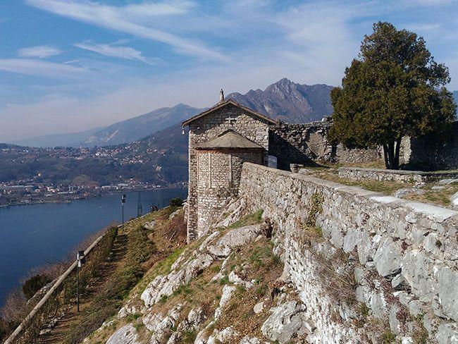 Castello Dell Innominato Vercurago Con Immagini Castello